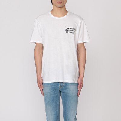 SENECA ARTS CLUB(セネカ アーツ クラブ)プリントTシャツ