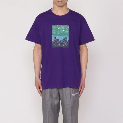 BLACK EYE PATCH(ブラックアイパッチ)プリントTシャツ