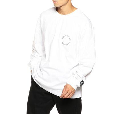 KROST(クロスト)限定ワンポイント刺繍ロングスリーブTシャツ