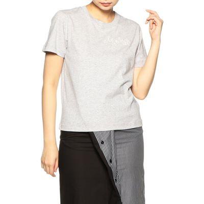 MM6 MAISON MARGIELA(エムエム6 メゾン マルジェラ)ロゴプリントTシャツ