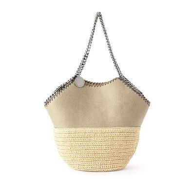 STELLA McCARTNEY(ステラ マッカートニー)バスケットトートバッグ