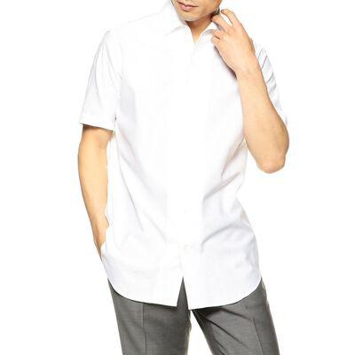 BARNEYS NEW YORK(バーニーズ ニューヨーク)ハーフスリーブボタンダウンシャツ