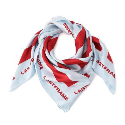LASTFRAME(ラストフレーム)シルクスカーフ