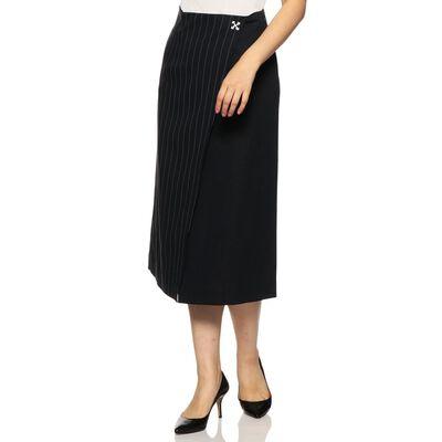 OFF-WHITE c/o VIRGIL ABLOH(オフ-ホワイト c/o ヴァージル アブロー)ミディタイトスカート