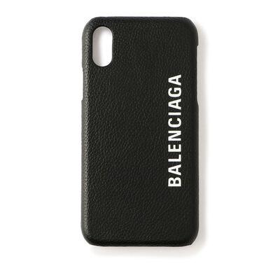 BALENCIAGA(バレンシアガ)スマートフォンケース(iPhoneX対応)