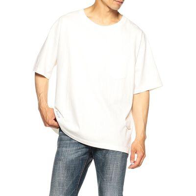 FACETASM(ファセッタズム)ロゴプリントTシャツ