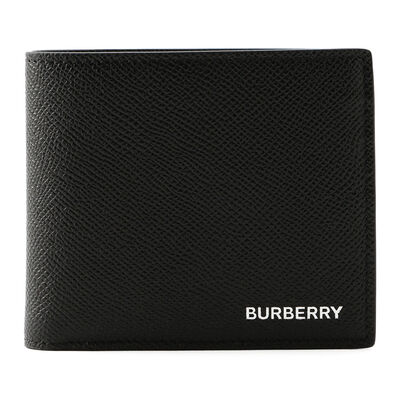 BURBERRY(バーバリー)ロゴ二つ折りウォレット