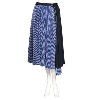 SACAI(サカイ)コンビネーションプリーツスカート