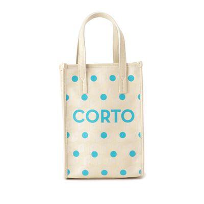 CORTO MOLTEDO(コルトモルテド)限定ドットプリントバッグ