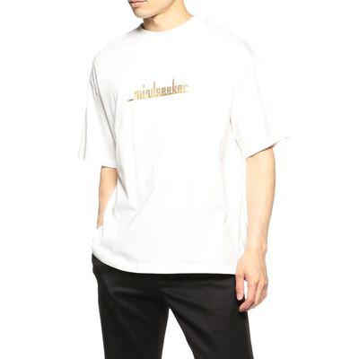 MINDSEEKER(マインドシーカー)バックプリントTシャツ