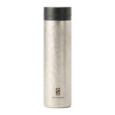 SEVEN SEVEN(セブン セブン)TSUTSU タンブラー 270ml (Voronoi Silver)