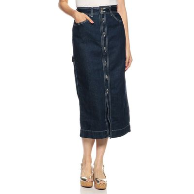 SHAINA MOTE(シャイナモート)デニムタイトスカート
