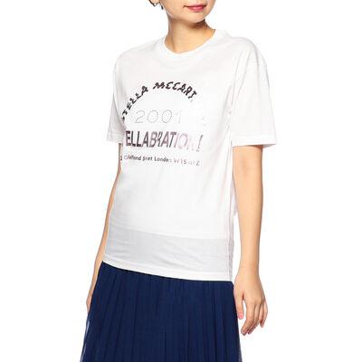 STELLA McCARTNEY(ステラ マッカートニー)ロゴTシャツ