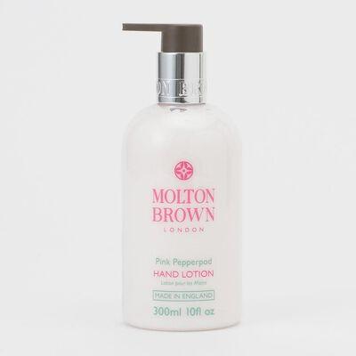 """MOLTON BROWN(モルトンブラウン)ハンドローション """"ピンクペッパーポッド"""" 300ml"""