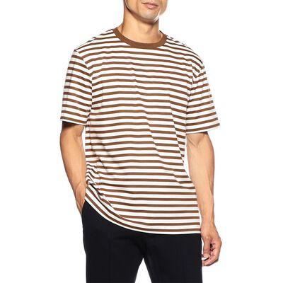 BARNEYS NEW YORK(バーニーズ ニューヨーク)スムースボーダーTシャツ