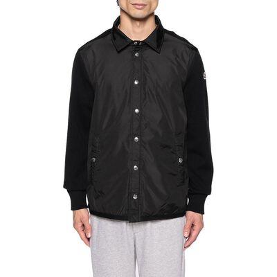 MONCLER(モンクレール)ダウンニットシャツ