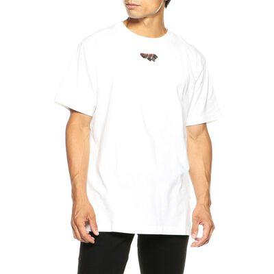 OFF-WHITE c/o VIRGIL ABLOH(オフ-ホワイト c/o ヴァージル アブロー)バックプリントTシャツ