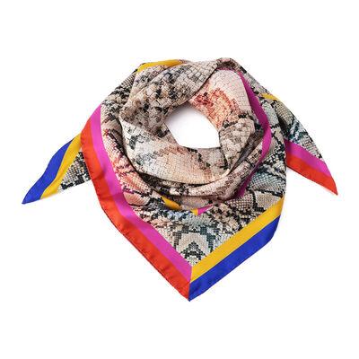 BARNEYS NEW YORK(バーニーズ ニューヨーク)シルクスカーフ