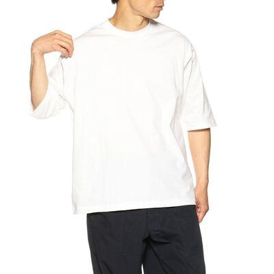 FUMITO GANRYU(フミトガンリュウ)甚平ディテールTシャツ