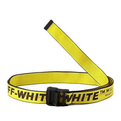 OFF-WHITE c/o VIRGIL ABLOH(オフ-ホワイト c/o ヴァージル アブロー)インダストリアルベルト