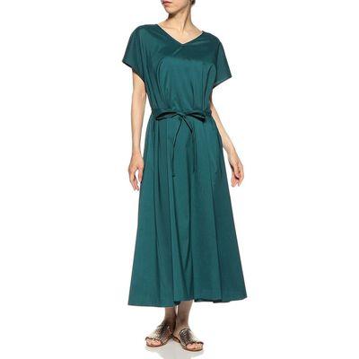 BARNEYS NEW YORK(バーニーズ ニューヨーク)ウォッシャブルベルテッド2WAYドレス