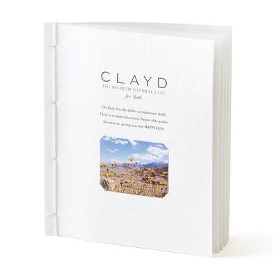 CLAYD(クレイド)ウィークブック 30g×7袋