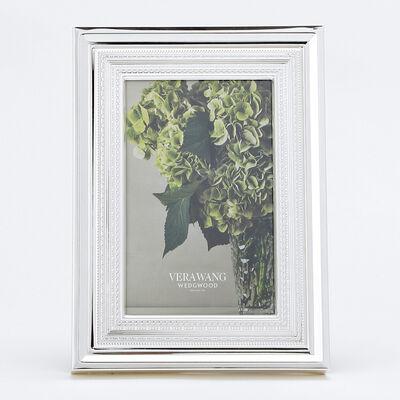 """WEDGEWOOD(ウエッジウッド)【ブライダルギフト】ヴェラ ウォン  ピクチャーフレーム """"ウィズ ラブ"""""""