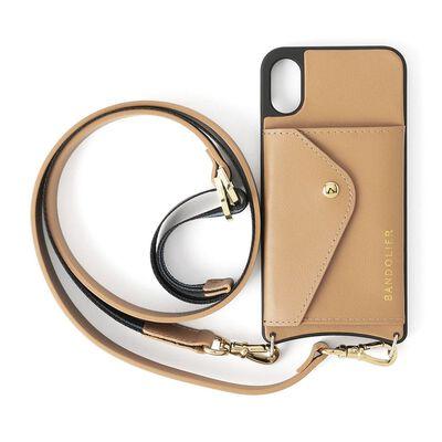 BANDOLIER(バンドリヤー)スマートフォンケース(iPhoneX・XS対応)