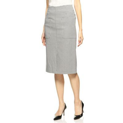 INCOTEX(インコテックス)セミタイトスカート