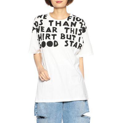 """MAISON MARGIELA(メゾン マルジェラ)""""AIDS""""プリントTシャツ"""