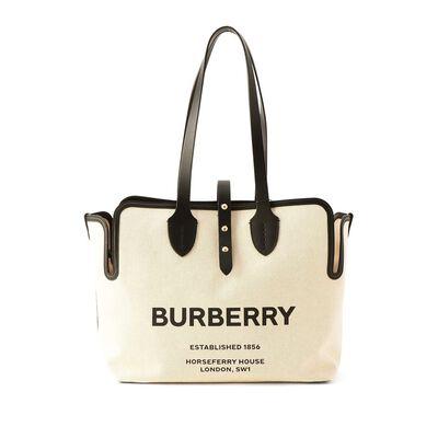BURBERRY(バーバリー)プリントトートバッグ