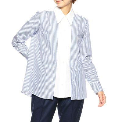 STELLA McCARTNEY(ステラ マッカートニー)バイカラーシャツ