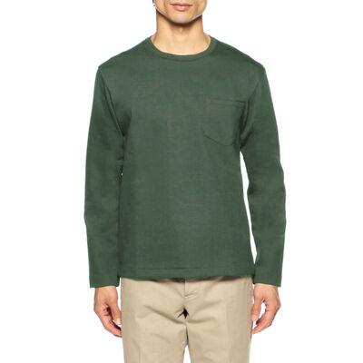BARNEYS NEW YORK(バーニーズ ニューヨーク)ヘビーウェイトロングスリーブTシャツ