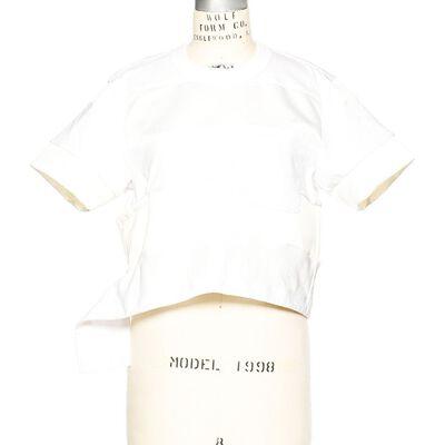 SACAI(サカイ)ハーフスリーブTシャツ