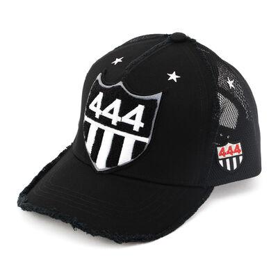 """YOSHINORI KOTAKE DESIGN(ヨシノリ コタケ デザイン)ベースボールキャップ """"444 STARS"""""""