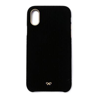 ANYA HINDMARCH(アニヤ ハインドマーチ)スマートフォンケース(iPhoneX/XS対応)