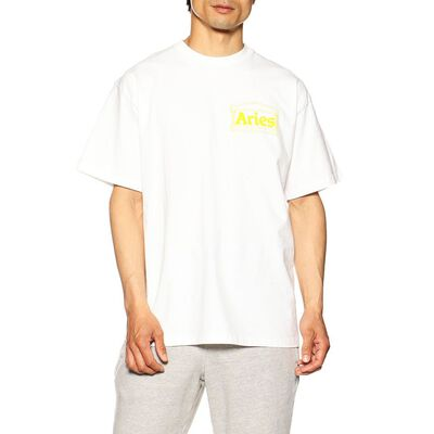 ARIES(アリーズ)ロゴプリントTシャツ