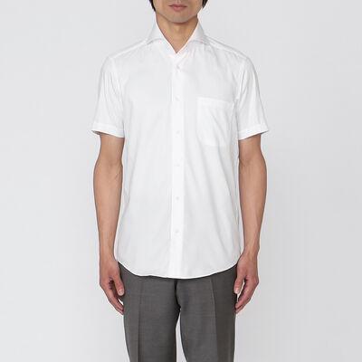 BARNEYS NEW YORK(バーニーズ ニューヨーク)COOLMAX半袖シャツ