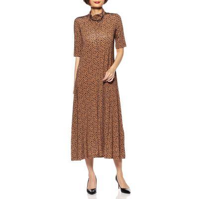ROSETTA GETTY(ロゼッタ ゲッティー)レオパードプリントドレス