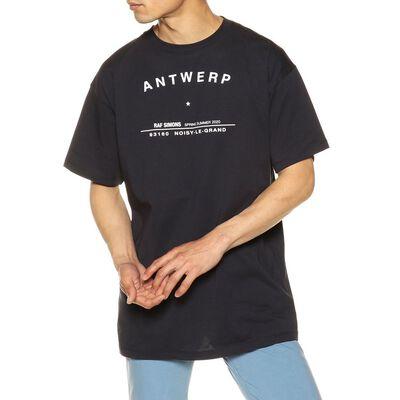 RAF SIMONS(ラフ シモンズ)ロゴプリントTシャツ