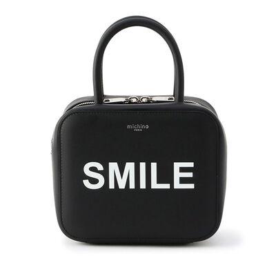 MICHINO(ミチノ)ロゴハンドバッグ