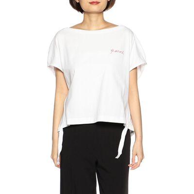 MARNI(マルニ)ロゴハーフスリーブTシャツ