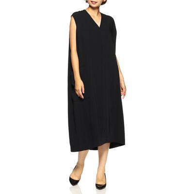 ROUCHA(ロシャ)Vネックドレス
