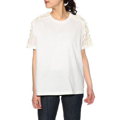 MONCLER(モンクレール)フリルTシャツ
