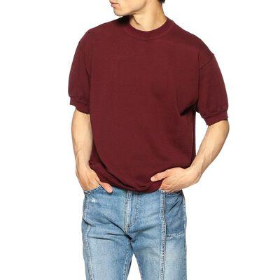 COOHEM(コーヘン)強撚ニットTシャツ