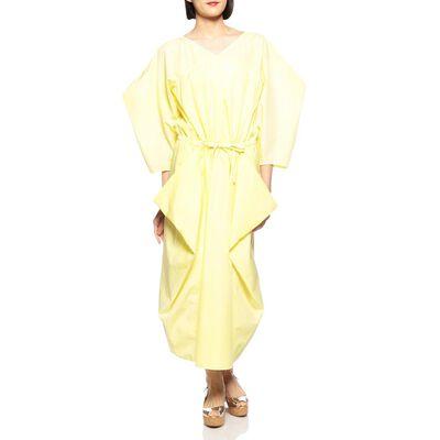 LEMAIRE(ルメール)Vネックロングドレス