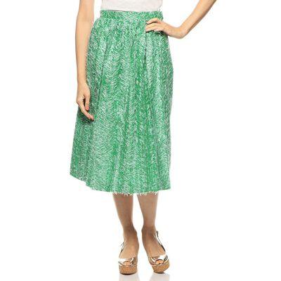 TARO HORIUCHI(タロウホリウチ)ランダムプリーツスカート