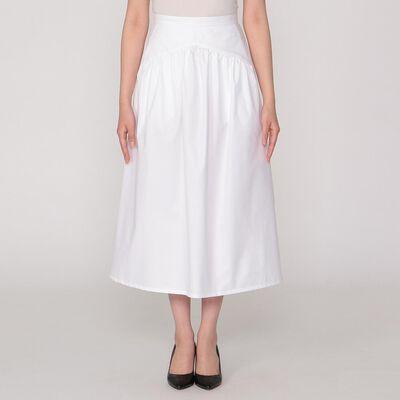 ATLANTIQUE ASCOLI(アトランティックアスコリ)Aラインギャザースカート