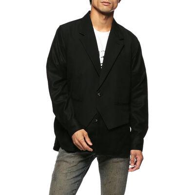 FUMITO GANRYU(フミトガンリュウ)テーラードシャツ