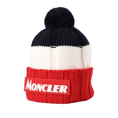 MONCLER(モンクレール)ニットキャップ(BOY)